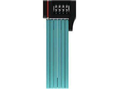 Abus uGrip Bordo Combo 5700/80C, inkl. Halter, core green - Fahrradschloss