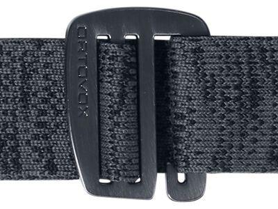 Ortovox Logo Pixel Belt black steel blend