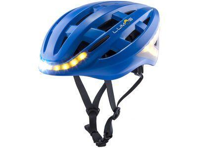 Lumos Kickstart Helmet (refreshed) cobalt blue