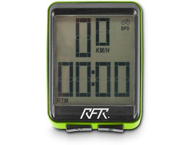 Cube RFR Fahrradcomputer wireless CMPT, green