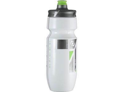 Syncros Corporate Plus, white/green - Trinkflasche