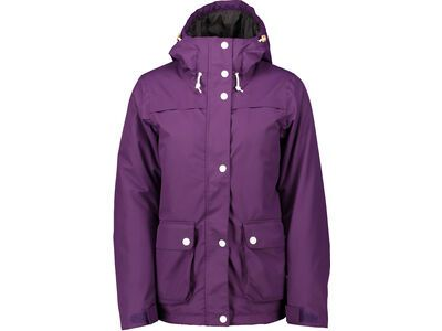 WearColour Ida Jacket, grape - Snowboardjacke