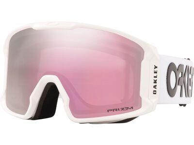 Oakley Line Miner XL Factory Pilot - Prizm Hi Pink Iridium white
