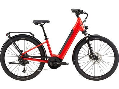 Cannondale Adventure Neo 3 EQ rally red 2021