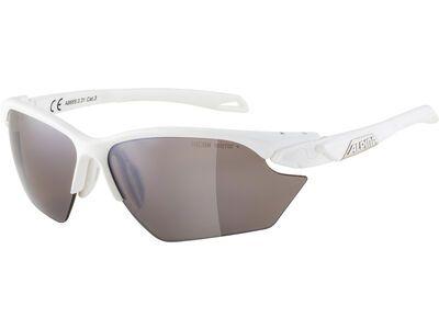 Alpina Twist Five S HR Q-Lite Mirror Black white matt