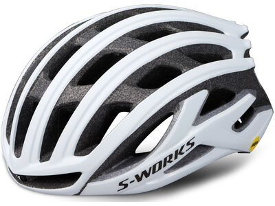 Specialized S-Works Prevail II ANGi MIPS, matte white - Fahrradhelm