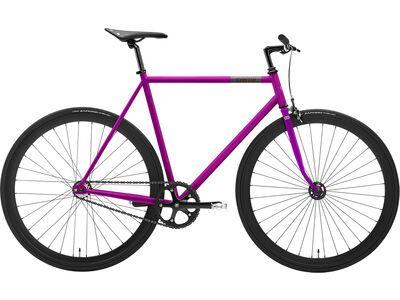 Creme Cycles Vinyl Uno 2020, deep purple - Fixie