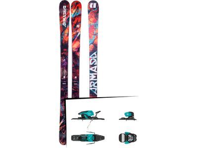 Armada *** 2. Wahl *** Set: Arv 84 2018 + Salomon Warden 11 | Länge 149 cm 2018 - Kinderski-Set