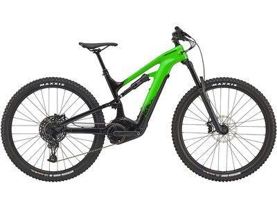 Cannondale Moterra Neo Carbon 3 Plus 27.5, green