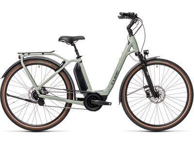 Cube Town Hybrid EXC 500 2021, lunar´n´grey - E-Bike