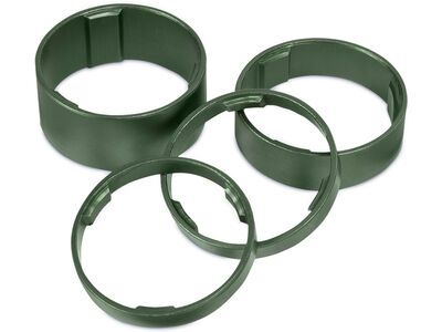 Cube RFR Spacer - Set, green