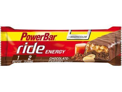 PowerBar Ride Energy - Chocolate-Caramel - Energieriegel