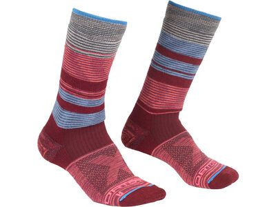 Ortovox Merino All Mountain Mid Socks Warm W multicolour
