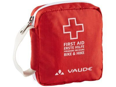 Vaude First Aid Kit S mars red