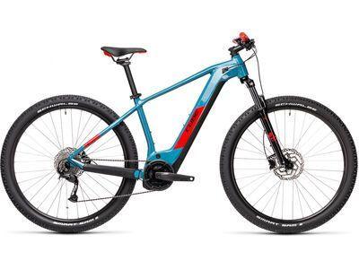 Cube Reaction Hybrid Performance 500 29 2021, blue´n´red - E-Bike