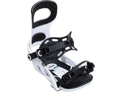 Bent Metal Joint 2020, white - Snowboardbindung