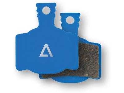 Cube Acid Scheibenbremsbelag Magura MT-2-4-6-8 - organisch blue