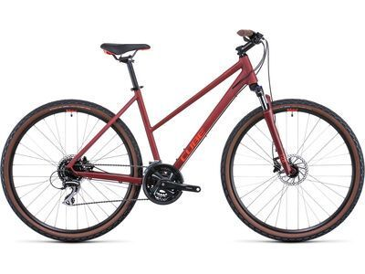 Cube Nature Trapeze darkred´n´red 2022