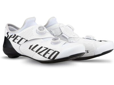Specialized S-Works Ares Road Shoes team white