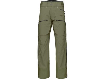 Norrona lofoten Gore-Tex Pro Pants M's, olive night - Skihose