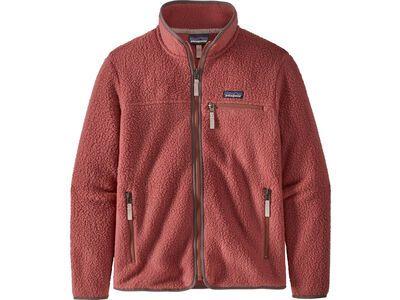 Patagonia Women's Retro Pile Jacket rosehip