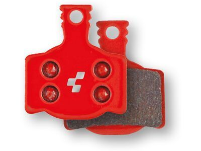 Cube Scheibenbremsbelag Magura MT-2-4-6-8 - gesintert, red
