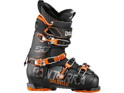 Dalbello Panterra 90 2019, black/orange - Skiboots