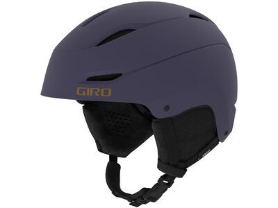 Giro Ratio, matte midnight - Skihelm