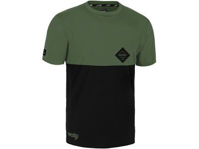 Rocday Double Jersey green/black