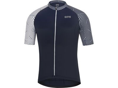 Gore Wear C7 Trikot, orbit blue/white - Radtrikot