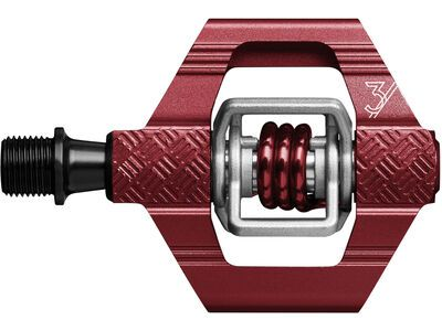 Crank Brothers Candy 3, dark red - Pedale