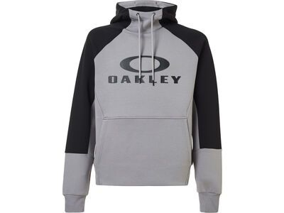 Oakley Sierra DWR Fleece Hoody black/grey
