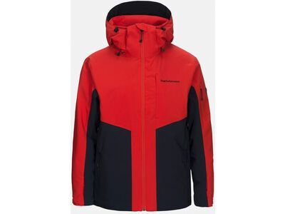 Peak Performance Maroon Race Jacket dynared