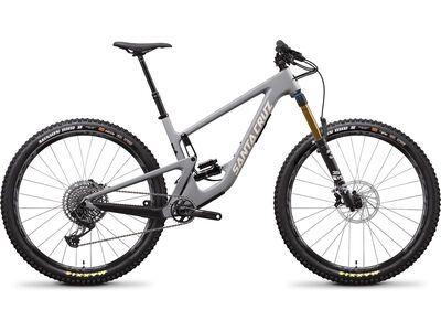 Santa Cruz Hightower CC X01 2021, smoke grey - Mountainbike