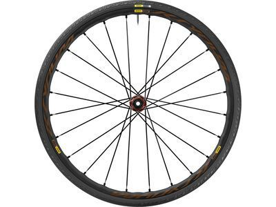 Mavic Ksyrium Elite Disc Allroad Center-Lock, black - Vorderrad