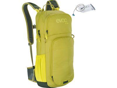 Evoc CC 16l + Hydration Bladder 2l, moss green - Fahrradrucksack
