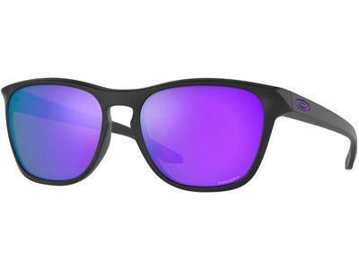 Oakley Manorburn Prizm Violet matte black