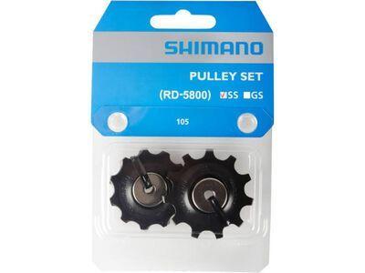 Shimano 105 Schaltrollensatz für RD-5800-SS