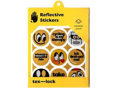 Tex-Lock Reflective Sticker Tex-Lock - Aufkleber