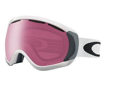 Oakley Canopy Prizm, matte white/Lens: rose - Skibrille