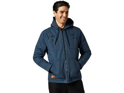 Fox Mercer Jacket dark indigo