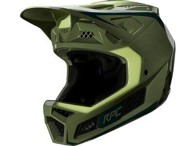 Fox Rampage Pro Carbon Helmet Daiz pine