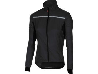 Castelli Superleggera W Jacket, black - Radjacke