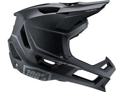 100% Trajecta, black - Fahrradhelm