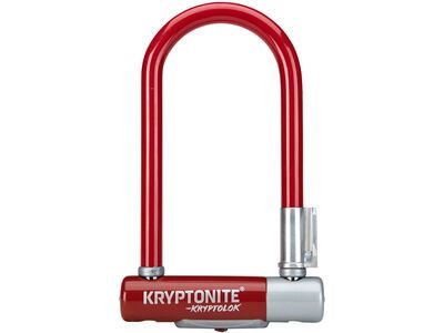 Kryptonite KryptoLok Mini-7, merlot - Fahrradschloss