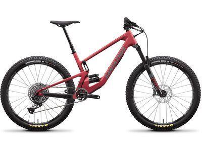 Santa Cruz 5010 CC X01 raspberry sorbet 2021