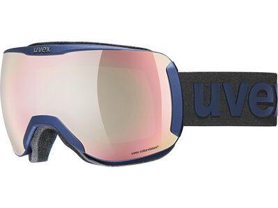 uvex downhill 2100 WE mirror rose navy mat