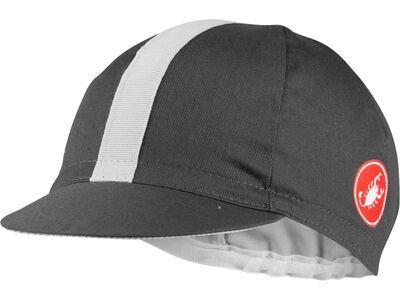 Castelli Espresso Cap, dark gray - Radmütze