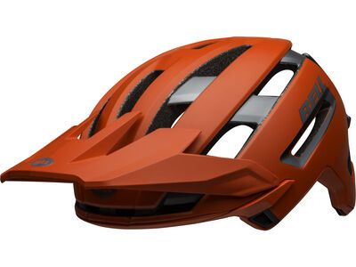 Bell Super Air MIPS, matte/gloss red/gray - Fahrradhelm