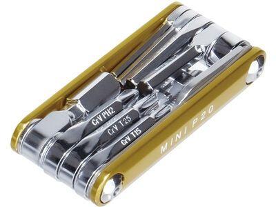 Topeak Mini P20, gold - Multitool